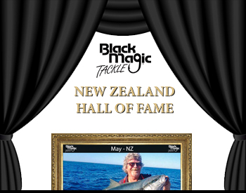 Black Magic Tackle Hall of Fame New Zealand