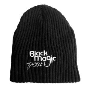 black magic beanie fishing hat beany winter warm