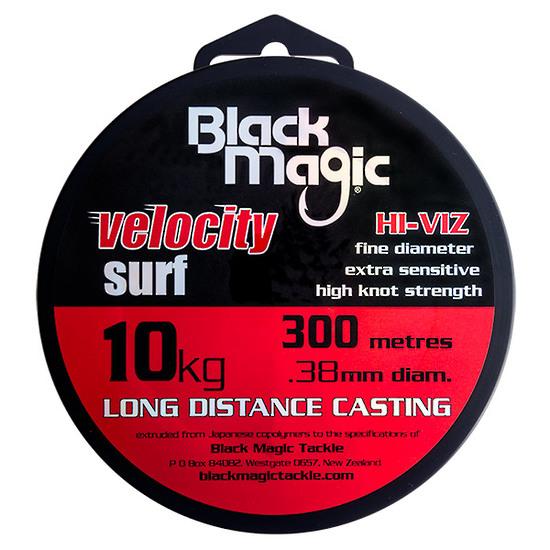 VELOCITY SURFCASTING LINE