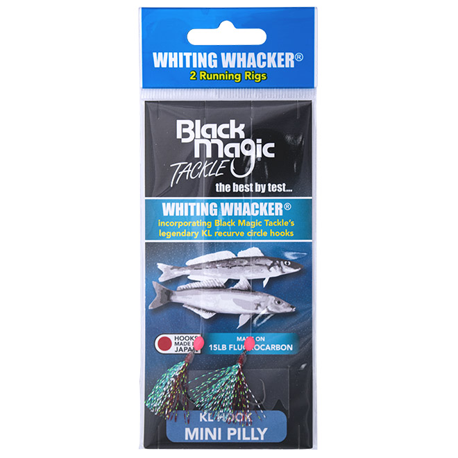 WHITING WHACKERS