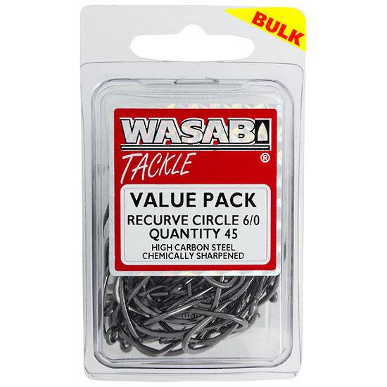 WASABI RECURVE CIRCLE HOOKS