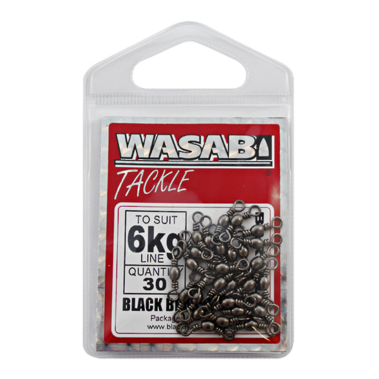 WASABI BARREL SWIVELS