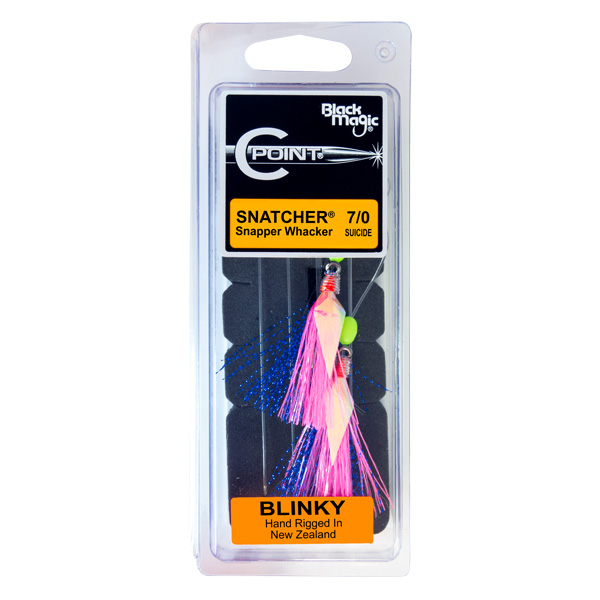 SNAPPER WHACKER BLINKY – C POINT HOOKS
