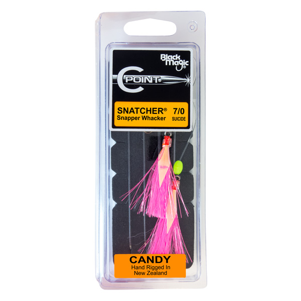SNAPPER WHACKER CANDY – C POINT HOOKS
