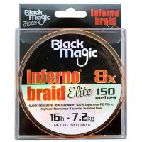 fishing line spools black magic inferno braid elite