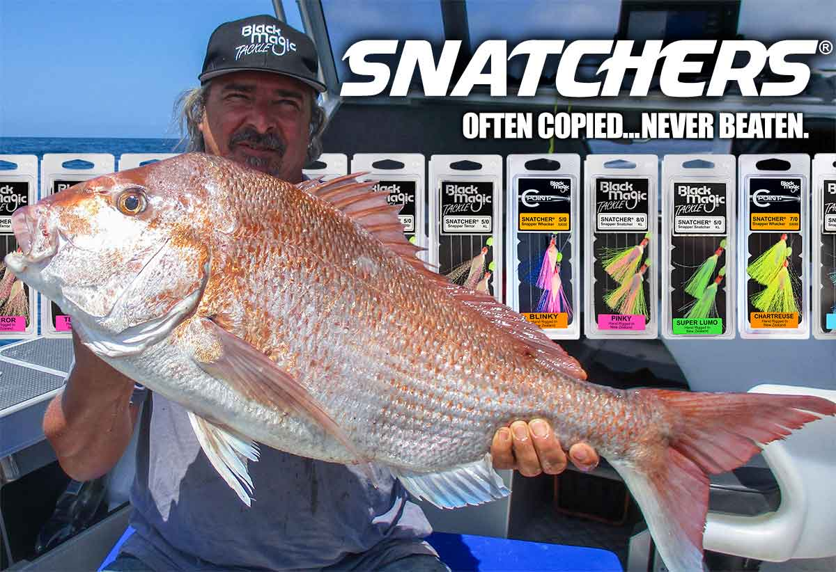 flasher rigs snapper snatchers fishing tackle snatcher