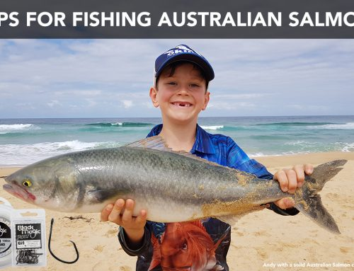 Tips for Salmon Fishing in Australia