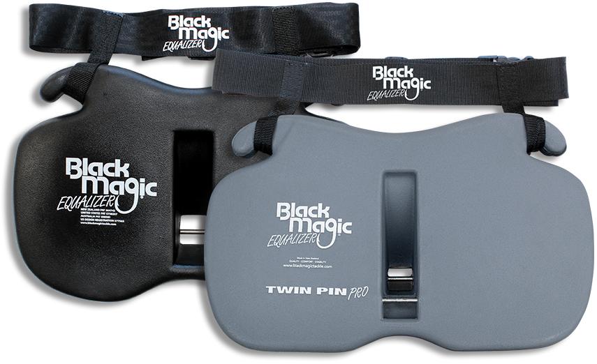 Black Magic Equalizer® gimbal and Twin Pin Pro gimbal