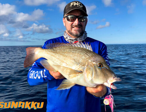 Tackle Test – Sunakku jigs